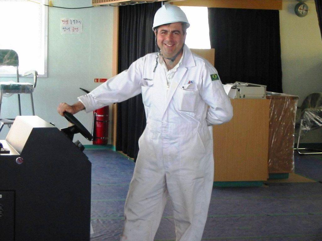 Umberto d'Amato - Robins project partner