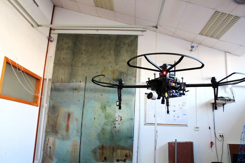 Robins UIB drone
