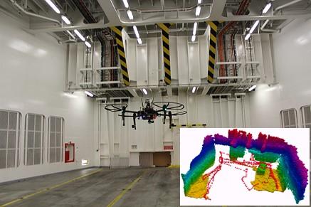 Robins UIB drone - 2